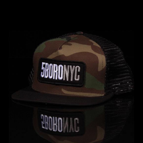 5 Boro - 5 Boro Snapback NYC Cap