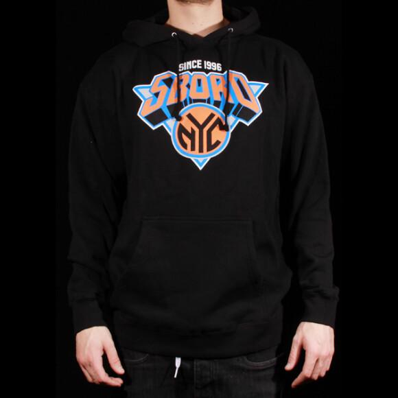 5 Boro - 5 Boro N.Y. Knickerboro Hood Sweatshirt