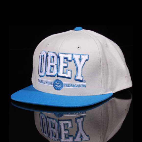 Obey - Obey Snapback Athletics Cap