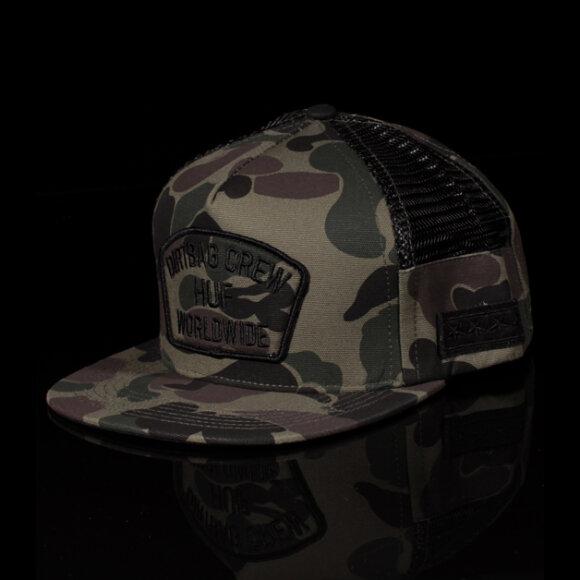 HUF - Huf Snapback Dbc Side Mesh Cap