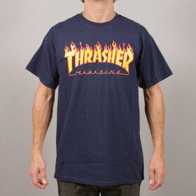 Thrasher - Thrasher Flame T-Shirt