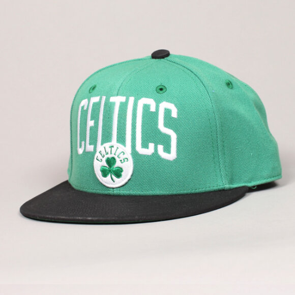 Adidas Original - Adidas Snapback Celtics Wool SB Cap