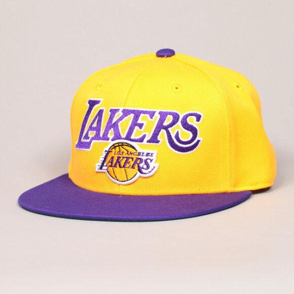 Adidas Original - Adidas Snapback Lakers Wool SB Cap