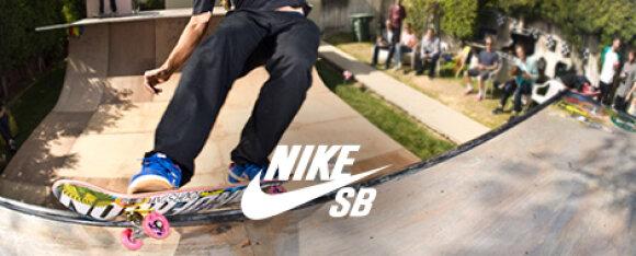 Nike SB Skate Sko