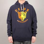 Delux - Delux Jaguar Hood Sweatshirt