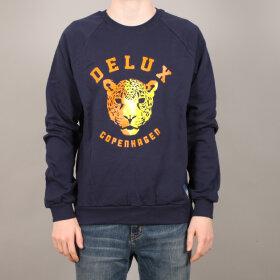 Delux - Delux Jaguar Crewneck Sweatshirt