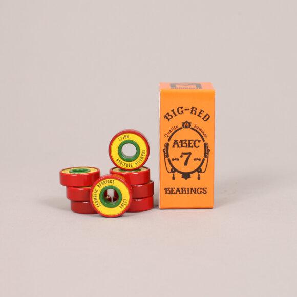 Sk8 Mafia - Sk8mafia - Big-Red Abec 7 Bearings