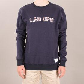 Lab - LabCph College Crewneck Sweatshirt