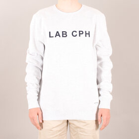 Lab - LabCph Patch Crewneck Sweatshirt
