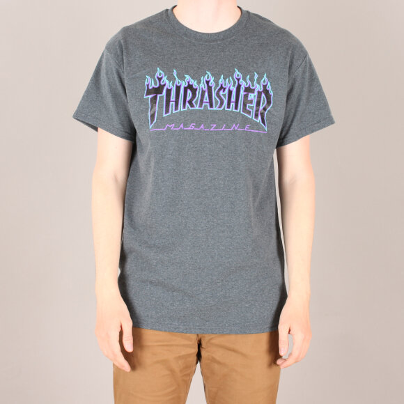 Thrasher - Thrasher Flame Logo T-Shirt