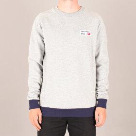 New Balance - New Balance Logo Sweatshirt