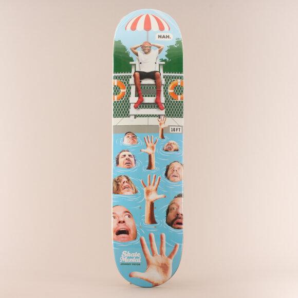 Skate Mental - Skate Mental Pryor Deck