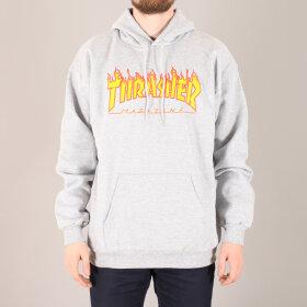 Thrasher - Thrasher Flame Hood Sweatshirt