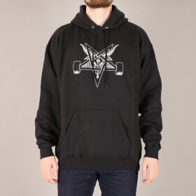 Thrasher - Thrasher Blackout Hood Sweatshirt
