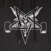 Thrasher - Thrasher Blackout Hood Sweatshirt