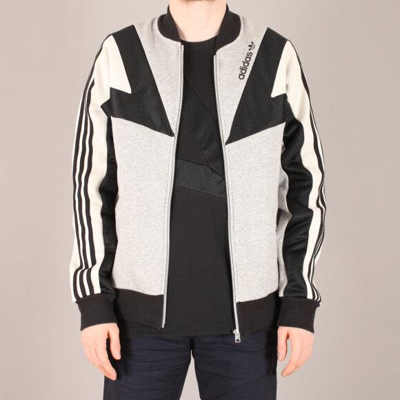 Adidas Original - Adidas Bball Track Top Sweatshirt