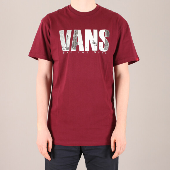 Vans - Vans Push Through T-Shirt