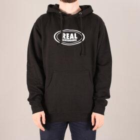 Real - Real OG Oval Hooded Sweatshirt