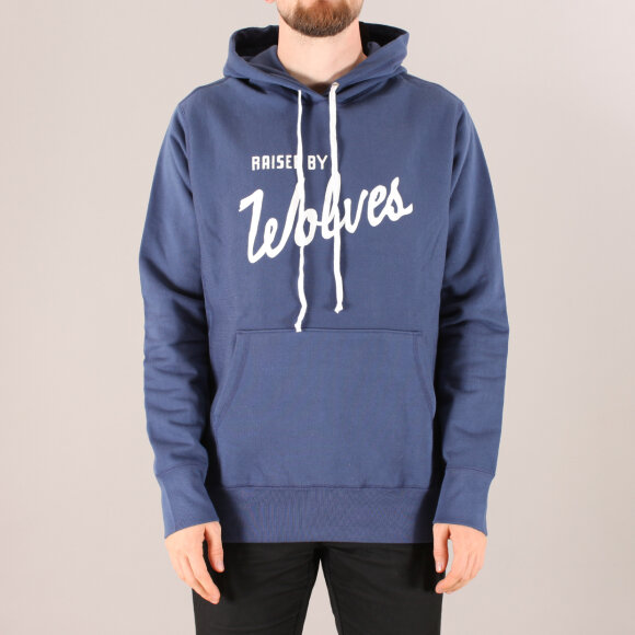 Raised By Wolves - Raised By Wolves Varsity Hood Sweatshirt