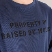 Raised By Wolves - Raised By Wolves Property Of Sweat