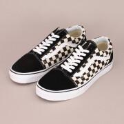 Vans - Vans Old Skool Checkerboard Sko