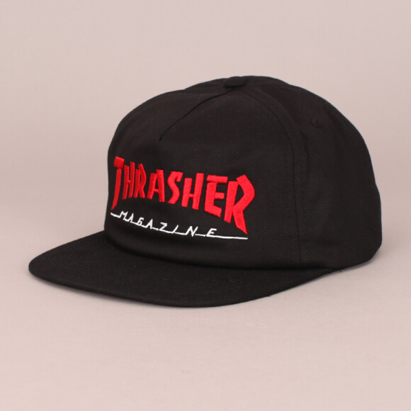 Thrasher - Thrasher Snapback Two Tone Cap