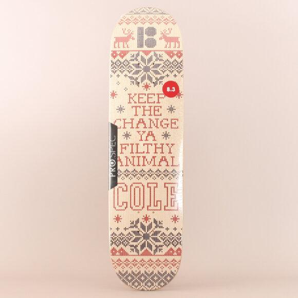 Plan B - Plan B Cole Keep The Change Prospec Skateboard