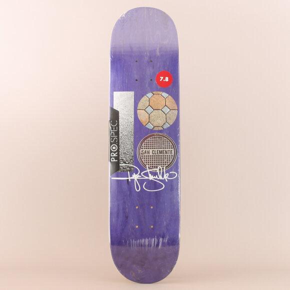 Plan B - Plan B Sheckler Street Prospec Skateboard