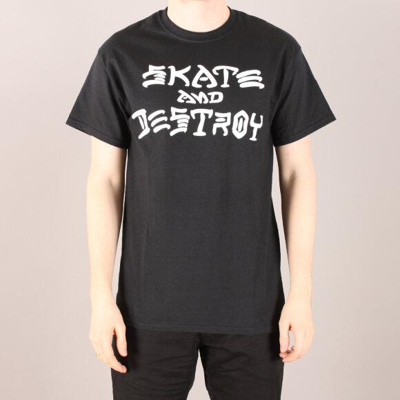 Thrasher - Thrasher Skate And Destroy T-Shirt