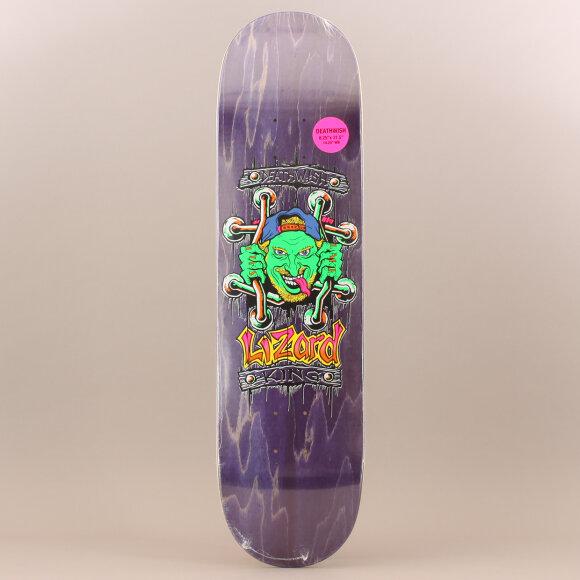 Deathwish - Deathwish Lizard King Jus Skateboard