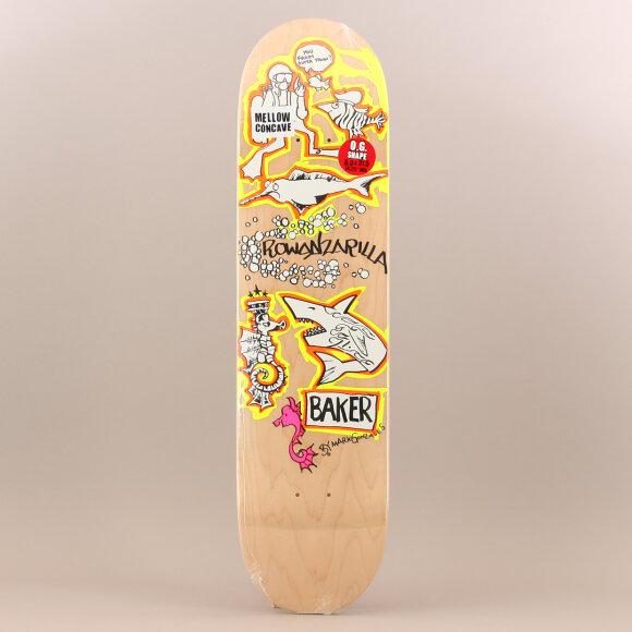 "Baker - Baker Rowan Zarilla ""Gonz"" Skateboard"