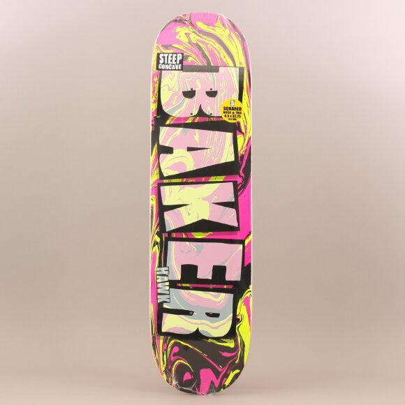 Baker - Baker Brand Name Abstract Skateboard
