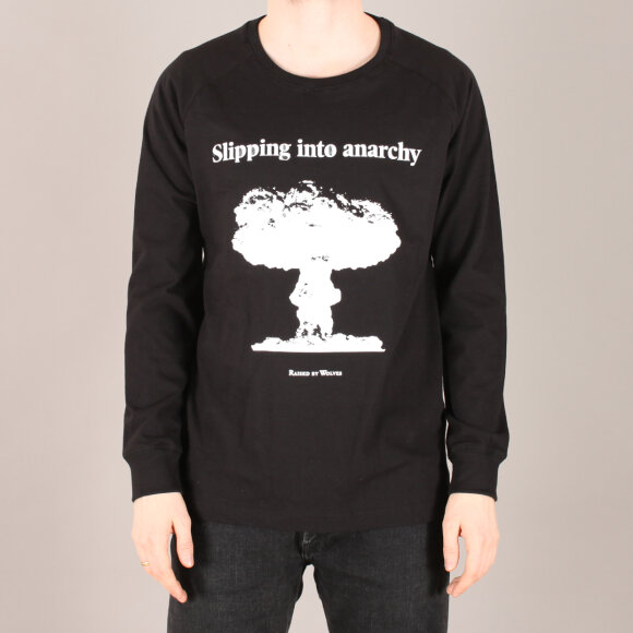 Raised By Wolves - Raised By Wolves Anarchy L/S T-Shirt