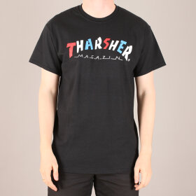 Thrasher - Thrasher Knock Off T-Shirt