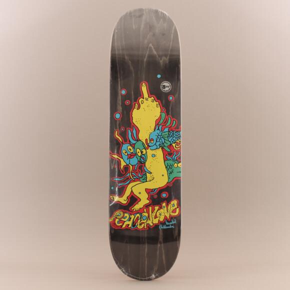 Krooked - Krooked Sebo Fish Love Skateboard