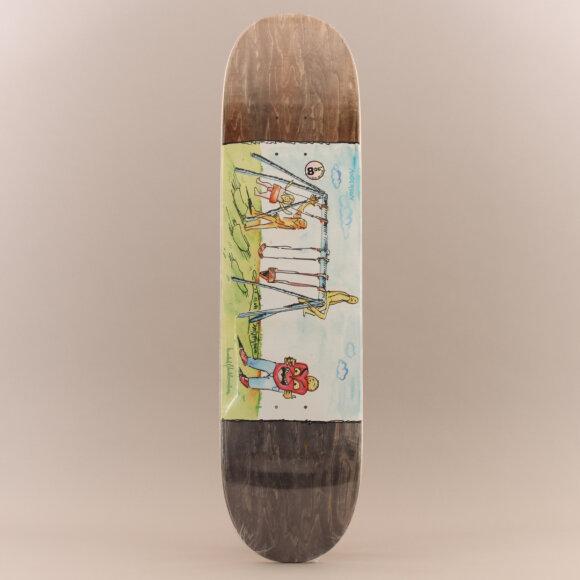 Krooked - Krooked Anderson Swingin Skateboard