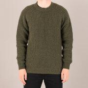 Edwin - Edwin Purl Knit Sweater