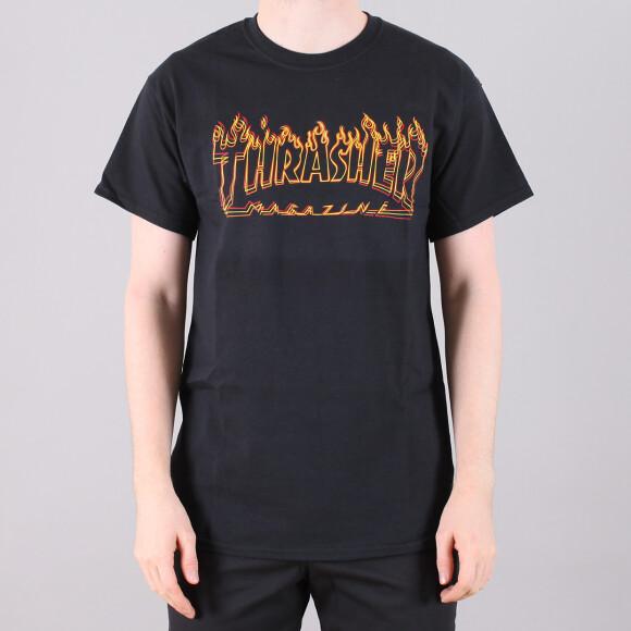 Thrasher - Thrasher Richter T-Shirt