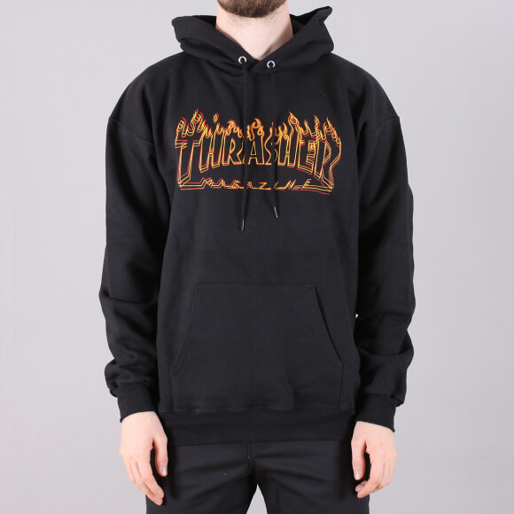 Thrasher - Thrasher Richter Hooded Sweatshirt