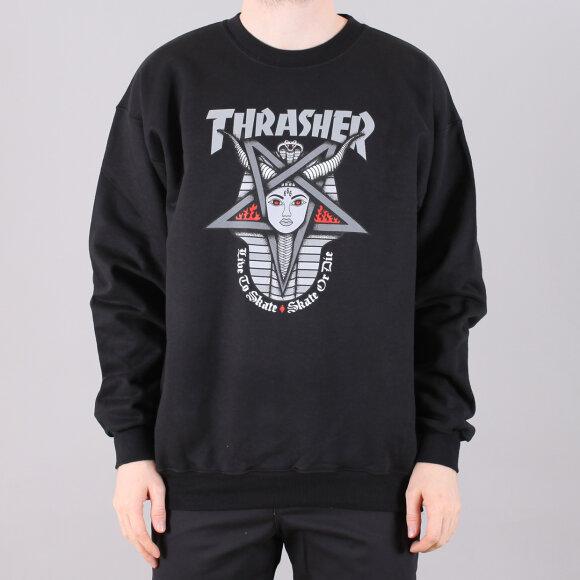 Thrasher - Thrasher Goddess Crewneck Sweatshirt