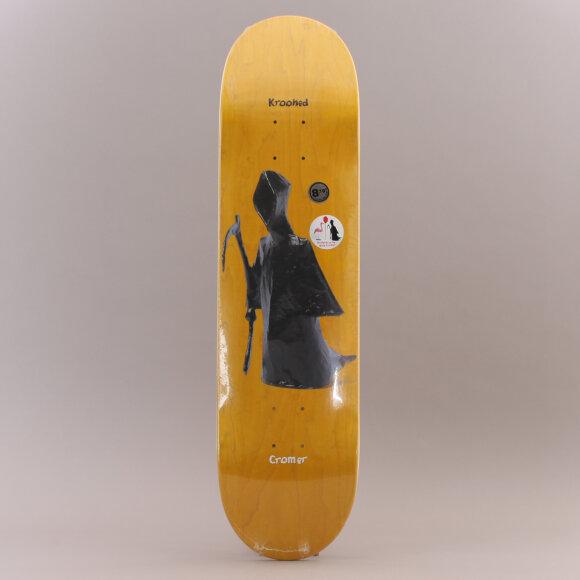 Krooked - Krooked Cromer Stachue Skateboard