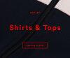 shirts & tops udsalg