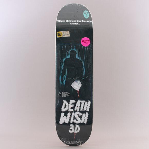 Deathwish - Deathwish EE VHS Wasteland Skateboard