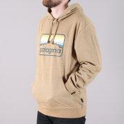 Patagonia - Patagonia Line Logo Badge Lightweight Hooded Sweatshirt