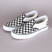 Vans - Vans Slip-On Pro Checkerboard Sko