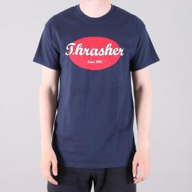 Thrasher - Thrasher Oval T-Shirt