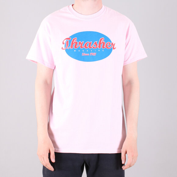 Thrasher - Thrasher Oval T-Shirt