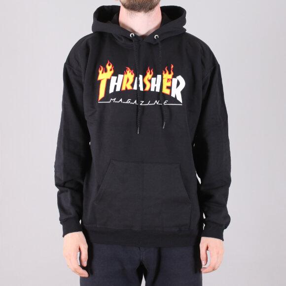Thrasher - Thrasher Flame Mag Hooded Sweatshirt