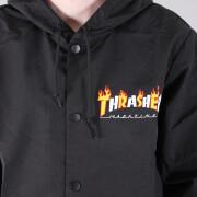 Thrasher - Thrasher Flame Mag Jacket