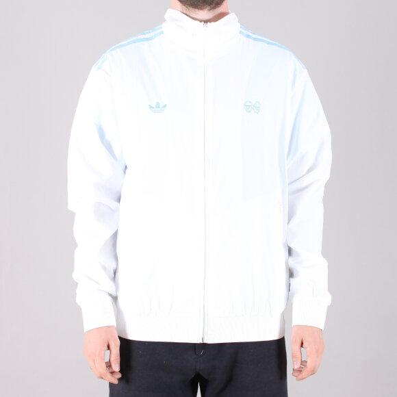 Adidas Skateboarding - Adidas x Krooked Track Jacket